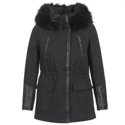 vaatteet Naiset Parkatakki Betty London FOUINI Black
