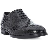 kengät Miehet Derby-kengät Eveet CROCCO NERO Nero