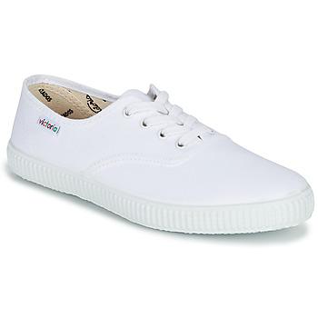 kengät Matalavartiset tennarit Victoria INGLESA LONA White