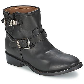 kengät Naiset Bootsit Ash VICK Black