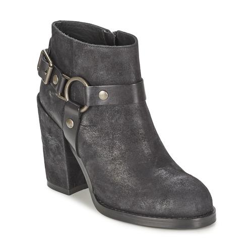 kengät Naiset Nilkkurit Ash FALCON Black