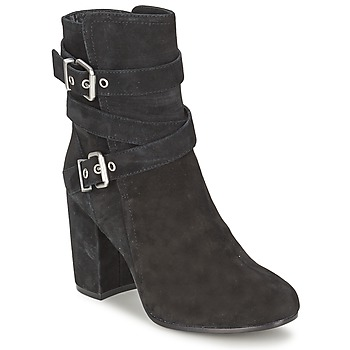 kengät Naiset Nilkkurit Ash FARGO Black