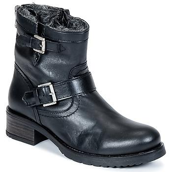 kengät Naiset Bootsit Buffalo ES-30493-MEXICO Black