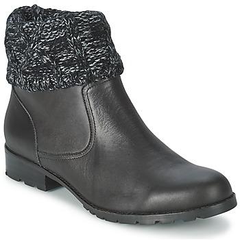 kengät Naiset Bootsit Mellow Yellow RAY Black