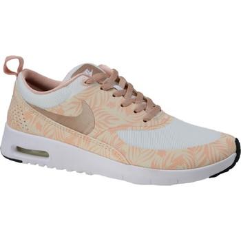 kengät Lapset Tennarit Nike Air Max Thea Print GS 834320-100 Beige