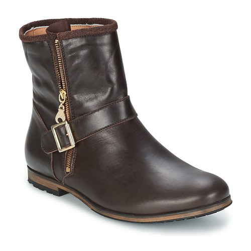kengät Naiset Bootsit Paul & Joe Sister NOUNO Brown