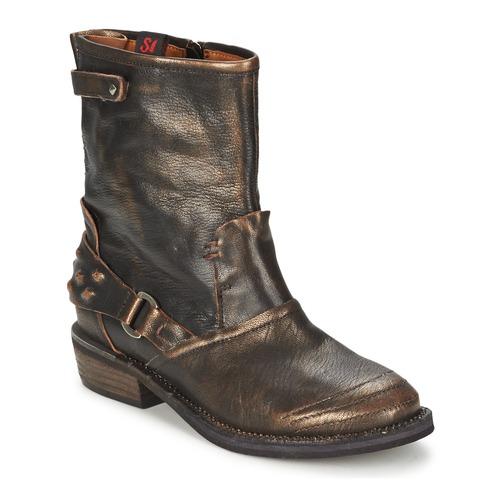 kengät Naiset Bootsit Sans Interdit HASHLEY Kaneli