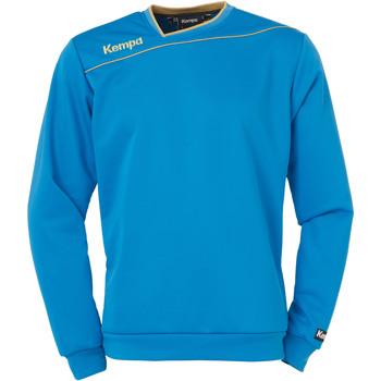 vaatteet Pojat Svetari Kempa Sweat training enfant Gold bleu