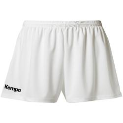 vaatteet Naiset Shortsit / Bermuda-shortsit Kempa Short femme  Classic blanc