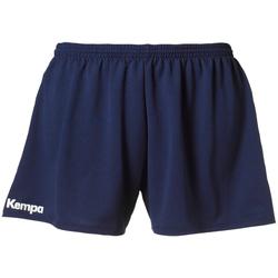 vaatteet Naiset Shortsit / Bermuda-shortsit Kempa Short femme  Classic bleu roi