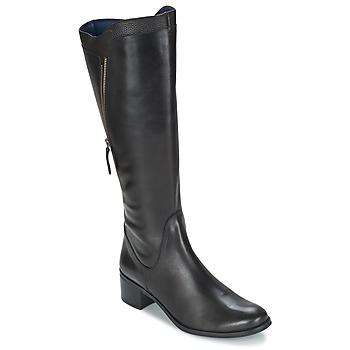 kengät Naiset Saappaat PintoDiBlu CARTIL Black