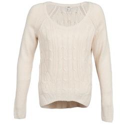 vaatteet Naiset Neulepusero Mexx 6BITS092 BEIGE