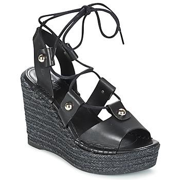 kengät Naiset Sandaalit ja avokkaat Sonia Rykiel 622908 Black