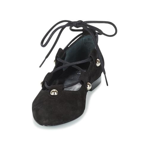 Sonia Rykiel 622107 Black - Ilmainen Toimitus- Kengät Balleriinat Naiset 123