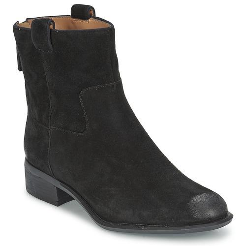 kengät Naiset Bootsit Nine West JARETH Black