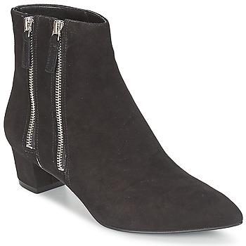 kengät Naiset Nilkkurit Nine West TUNIC Black