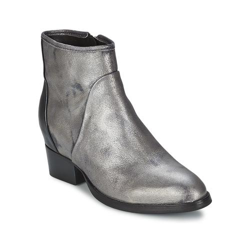 kengät Naiset Nilkkurit Catarina Martins METAL DAVE Hopea