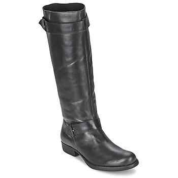 kengät Naiset Saappaat One Step IANNI Musta