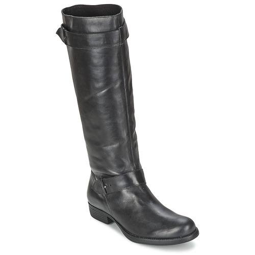 kengät Naiset Saappaat One Step IANNI Black