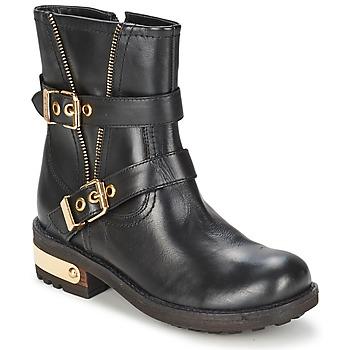 kengät Naiset Bootsit Elle RASPAIL Black