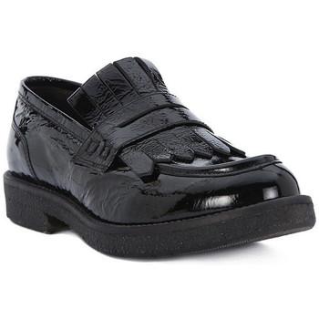 kengät Naiset Mokkasiinit Café Noir CAFE NOIR MOCASSINO IN NAPLAK Nero