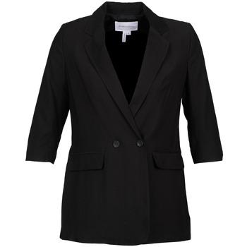 vaatteet Naiset Takit / Bleiserit BCBGeneration ISABEL Black