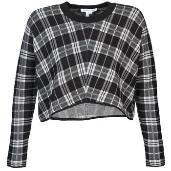 vaatteet Naiset Neulepusero BCBGeneration SILVIN Black