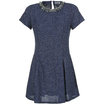 vaatteet Naiset Lyhyt mekko Betty London FLINATE Laivastonsininen