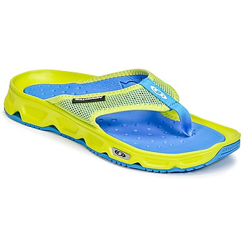 kengät Miehet Varvassandaalit Salomon RX BREAK Yellow / Blue