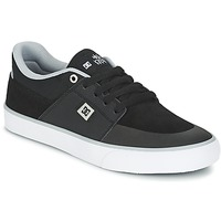 kengät Miehet Matalavartiset tennarit DC Shoes WES KREMER M SHOE XKSW Black / Grey / White