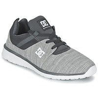 kengät Miehet Matalavartiset tennarit DC Shoes HEATHROW SE M SHOE GRH Grey