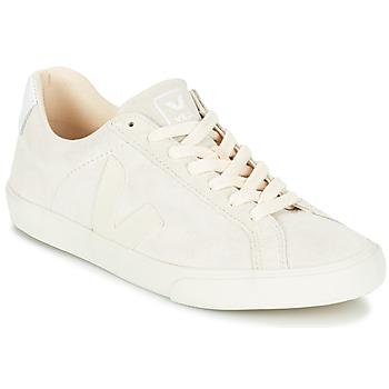 kengät Naiset Matalavartiset tennarit Veja ESPLAR LOW LOGO White