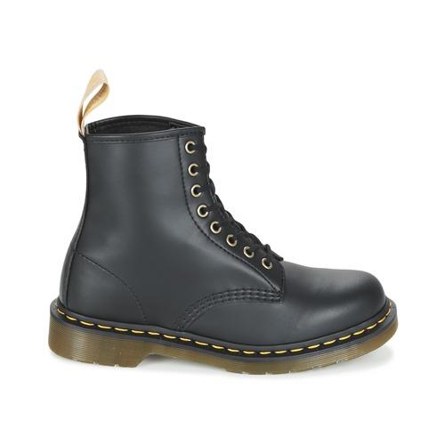Dr Martens Vegan 1460 Black - Ilmainen Toimitus- Kengät Bootsit