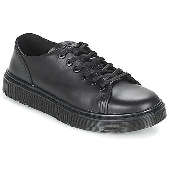 kengät Matalavartiset tennarit Dr Martens DANTE Black