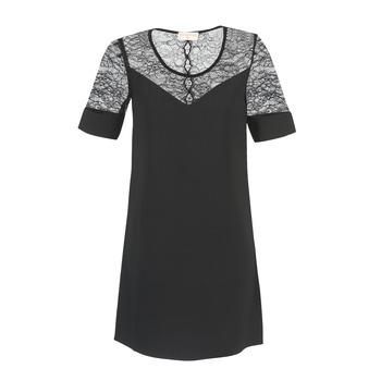vaatteet Naiset Lyhyt mekko Moony Mood FUFU Black