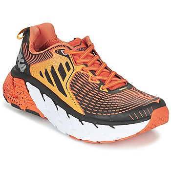 kengät Miehet Juoksukengät / Trail-kengät Hoka one one GAVIOTA Orange / Black