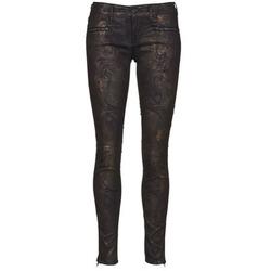 vaatteet Naiset Slim-farkut Cimarron SOHO Black