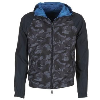 vaatteet Miehet Pusakka Armani jeans MIRACOLA Grey