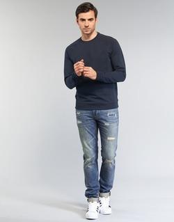 vaatteet Miehet Slim-farkut Armani jeans NAKAJOL Blue