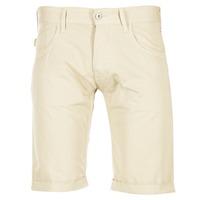 vaatteet Miehet Shortsit / Bermuda-shortsit Armani jeans OFAGORA BEIGE