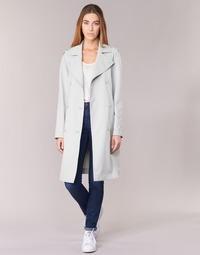 vaatteet Naiset Trenssitakki Armani jeans HAVANOMA White
