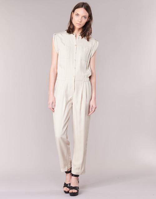 vaatteet Naiset Jumpsuits / Haalarit Armani jeans FOFFIA Beige