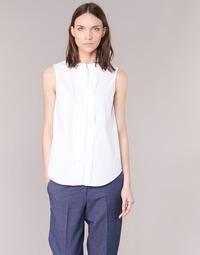 vaatteet Naiset Paitapusero / Kauluspaita Armani jeans GIKALO White