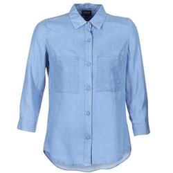 vaatteet Naiset Paitapusero / Kauluspaita Armani jeans OUSKILA Blue