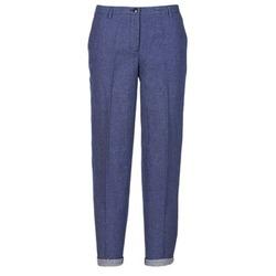 vaatteet Naiset 5-taskuiset housut Armani jeans JAFLORE Blue