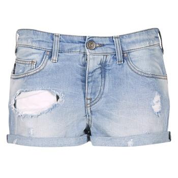vaatteet Naiset Shortsit / Bermuda-shortsit Armani jeans JUTELAPO Blue