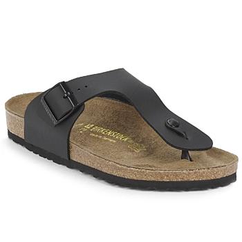 kengät Miehet Varvassandaalit Birkenstock RAMSES Musta