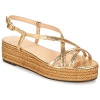 kengät Naiset Sandaalit ja avokkaat Castaner MAGDALENA Gold