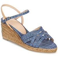 kengät Naiset Sandaalit ja avokkaat Castaner BETSY Blue / Beige