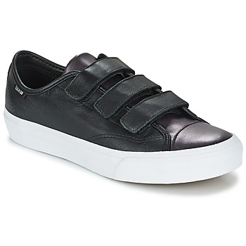 kengät Naiset Matalavartiset tennarit Vans PRISON ISSUE Black
